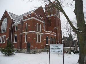 Robinson Memorial United Church will become a condominium