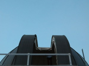 The Cronyn Observatory at Western University is perfect for admiring constellations.
