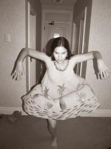 Christina Willatt. Photo taken from Andrew Doty's website, Lyricism