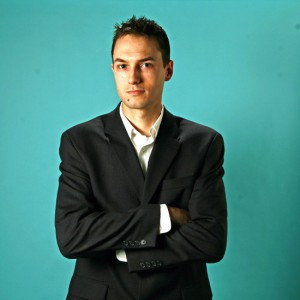 James Mirtle, the man behind the hockey analytics movement. Chances are, you already knew that.