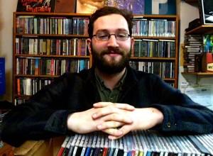 Yukon Damov at Vortex Records