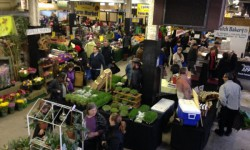 As spring is bloom, more Londoners are set to descend on the market this Saturday for Market Day. Photo courtesy of Western Fair Farmer's Market.