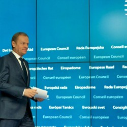 President of the European Council Donald Tusk has pushed for an energy union since he was prime minister of Poland. <br /> Photo courtesy of European Council.