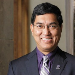 Amit Chakma, Western University president. Courtesy of Western University.