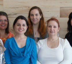 Women & Politics Board Members, courtesy Women  & Politics website