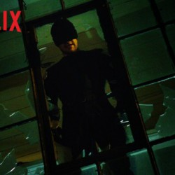Daredevil still from Netflix Marvel series. Courtesy of Netflix and Marvel.