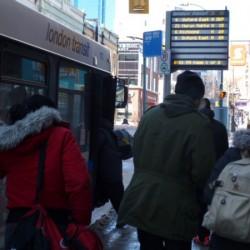 Millennials prefer public transit. <br /> Photo by Allan McKee