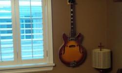 Daniel's Room & Guitar